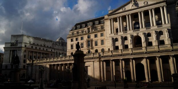 Bank of England governor says reducing rate of bond purchasing is not 'tapering'