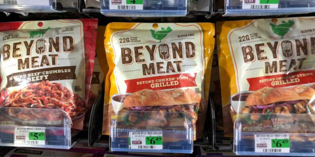 Beyond Meat craters after big Q1 earnings loss amid 'slow thaw' from COVID-19
