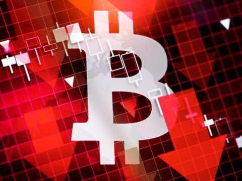 Bitcoin is teetering on a very key technical level