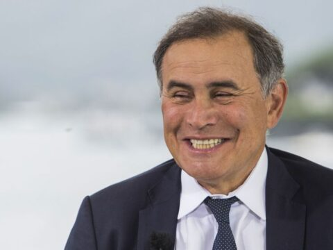 Bitcoin isn't a currency or financial asset, but 'looks like a bubble': Roubini