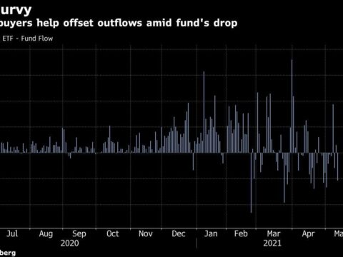 Cathie Wood Fans Buckle Up as ETF Assets Fall to $40 Billion