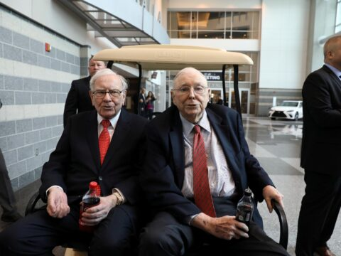 Charlie Munger: 'Of course, I hate the bitcoin success'