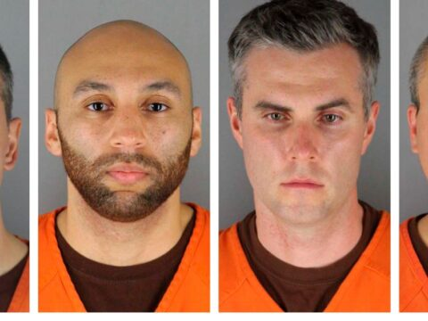 Ex–Minneapolis police officers indicted on civil-rights charges in Floyd death