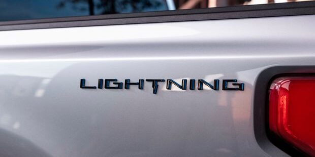 Ford Stock Gets Bump From Electric F-150 Unveiling Announcement