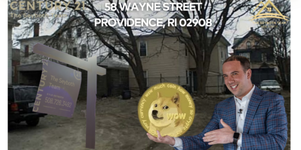 'He has to take his lumps': Behind a Rhode Island real estate deal involving 160,000 dogecoins