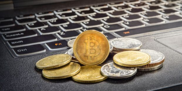 How Much of All Money Is in Bitcoin?