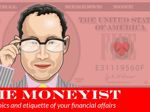 I'm worth $3 million, and separating from my much wealthier partner of 33 years