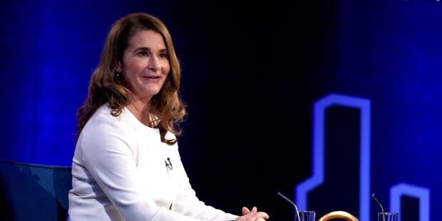 It's official: Melinda Gates is a billionaire after a nearly $2