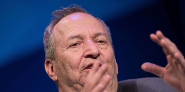 Larry Summers says it should be obvious to Fed that policy is on wrong course