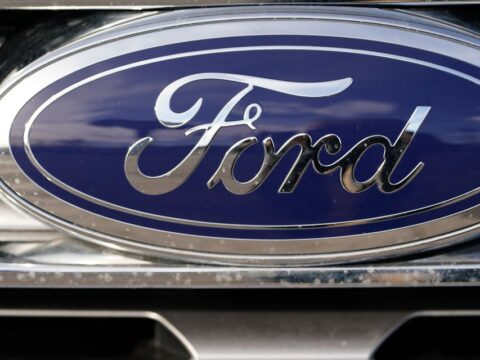 New Ford joint venture to build two electric-vehicle battery factories