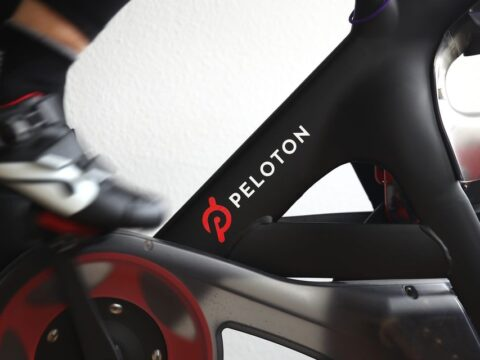 Peloton stock falls after company posts unexpected quarterly loss