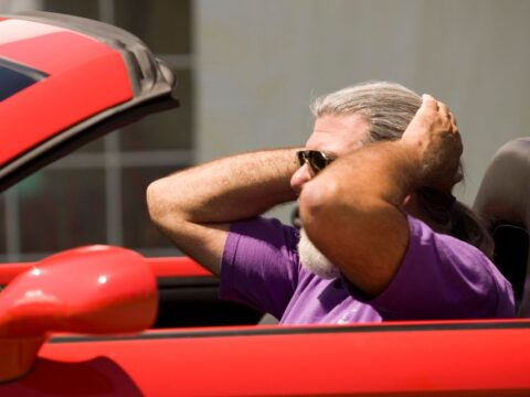 Retirees are overly optimistic about their financial future