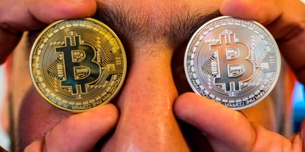 Shock waves from big bitcoin moves can rattle the stock market, study finds