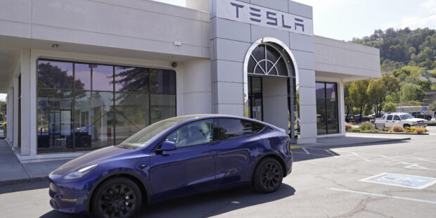 Tesla already 'biggest short in the market' as Burry piles on: S3 Partners