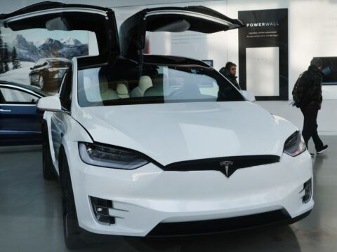 Tesla is about to dramatically reverse market-share losses in a key region, according to this analyst