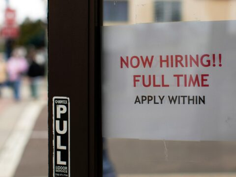 """The US """"labor shortage� is just a wage shortage"""