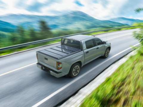 Worksport's Bed Covers Charge EV Pickup Trucks from Ford, GM, Rivian and Atlis