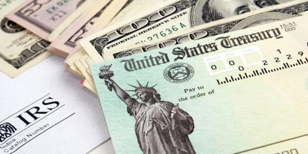 A new round of surprise tax refunds is coming this week