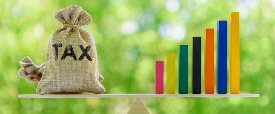 Income tax collection growth,