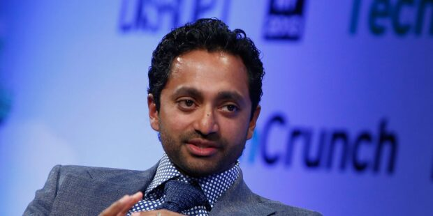 Chamath Palihapitiya files for four new SPACs, with a new focus