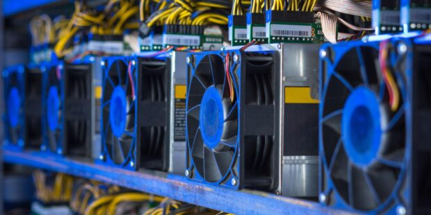 Chinese Logistics Firm Airlifting Bitcoin Mining Machines to Maryland: Report
