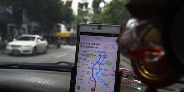 Chinese ride-hailing company Didi files for IPO, reported a profit in Q1 2021