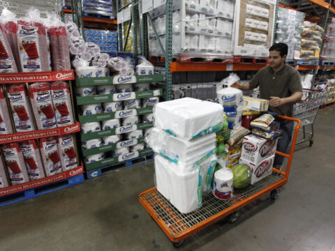 Costco disagrees with the Federal Reserve on the future of inflation