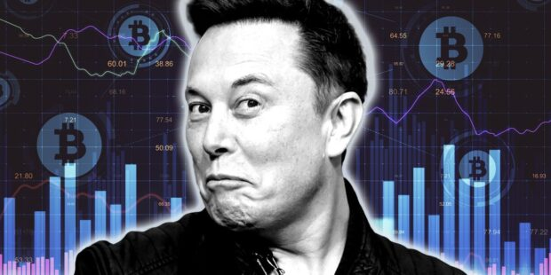 Elon Musk breaks up with bitcoin? Cryptic tweet has some crypto bulls fearing the worst.