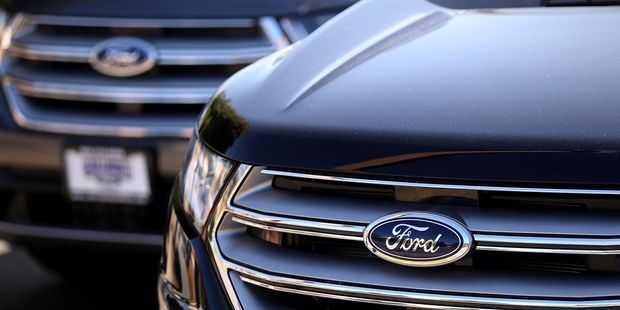 Ford Is Buying an EV Charging Firm. The Electric Grid Is the Next Big Thing.