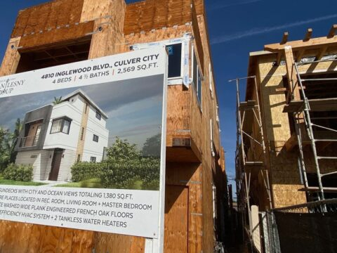 High lumber prices are making builders more pessimistic about the housing market