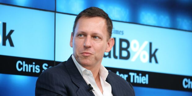 How Peter Thiel turned $2,000 in a Roth IRA into $5,000,000,000