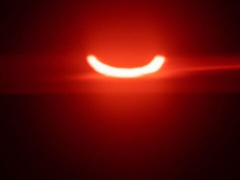 ICYMI: Images of Thursday's 'ring of fire' solar eclipse