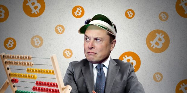Musk says Tesla sold about 10% of bitcoin to test market, and will 'resume allowing crypto transactions' when 50% of miners use clean energy