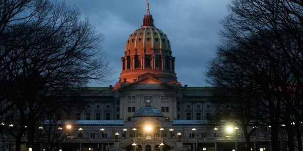 Pennsylvania Pension Furor Widens With Push to Oust Leaders