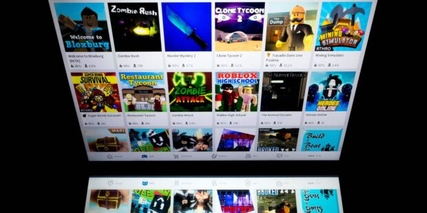 Roblox shares fall sharply after videogame company releases May metrics