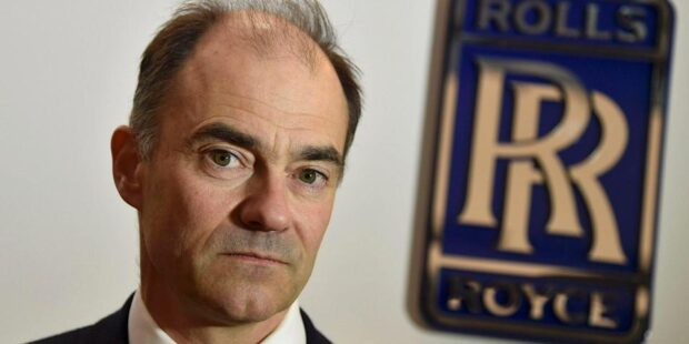 Rolls-Royce boss under fire for saying workforce is 'a bit too old'