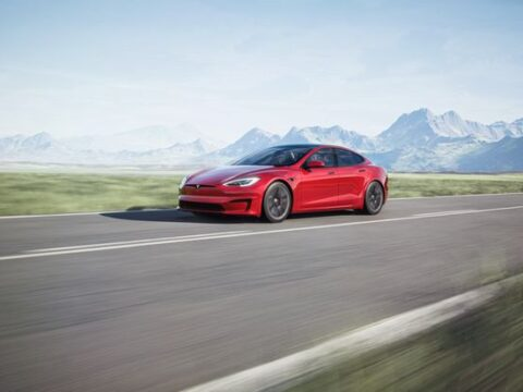 Tesla Hosts a Model S Event. Here's What That Means for the Stock.