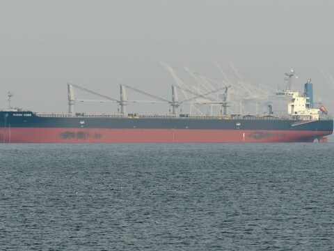 This is why almost half of cargo ships are sailing around empty