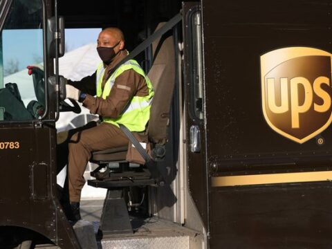 UPS Stock Got Dinged This Week. Here's Why It's a Buy Now.