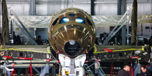 Virgin Galactic's stock soars after FAA clears passenger flights into space