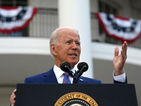 Biden to provide update Tuesday afternoon on virus and vaccinations