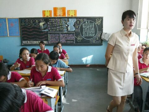 China-based education stocks rocked on worries over new PRC regulations