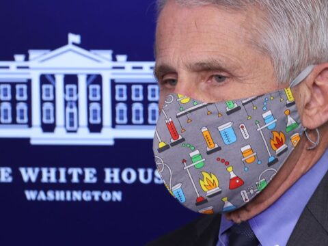 Coronavirus Update: Re-examination of mask standards ongoing, Fauci confirms