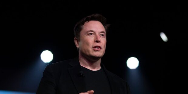 Elon Musk: 'I rather hate' being CEO of Tesla