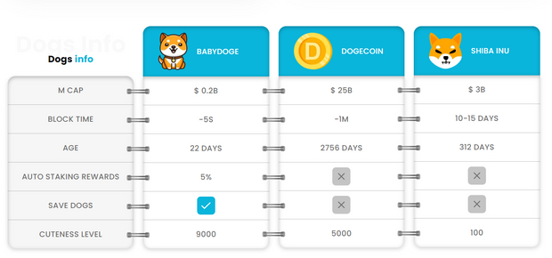 Elon Musk may be losing his sway with dogecoin investors—but Baby Doge Coin is soaring
