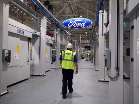Ford Earnings Surprised. The Chip Shortage Is Easing.