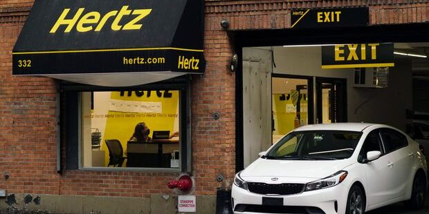 Gains in Hertz's New Shares Are a Big Win for Investors Who Took It Out of Bankruptcy