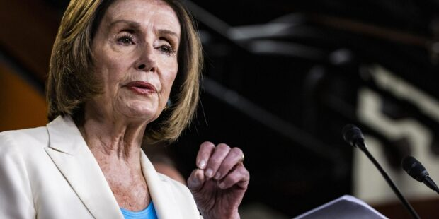 House Speaker Nancy Pelosi's husband cashed in on Big Tech just as Congress was set to pounce