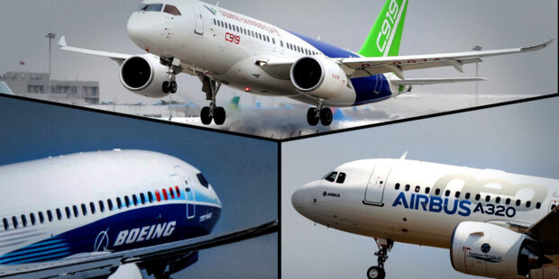 How Boeing and Airbus Could Counter China's Homegrown Comac Jets