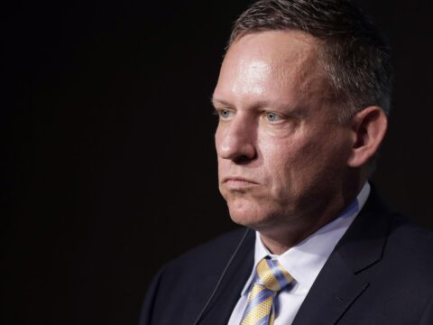 Peter Thiel, Palantir Co-Founders Slam 'Emperor for Life' Claims